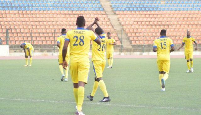 NPFL: Adamawa Utd edges Dakkada 2-0 to continue impressive form