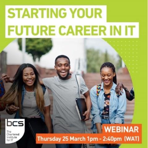 BCS career in IT