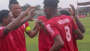 NPFL: First-half rush seals 2-0 win for Heartland over Wikki Tourist