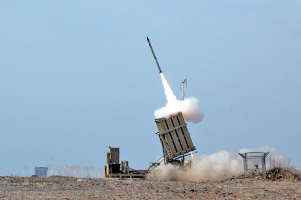 Israel says Iron Dome can now intercept drones, missiles at same time