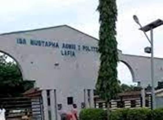 Lafia Poly students protest closure of registration portal, damage school property