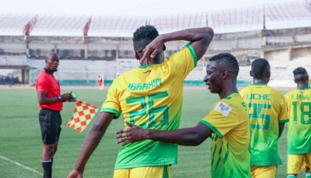 NPFL: Plateau United in 2nd-half rush to defeat MFM 3-1