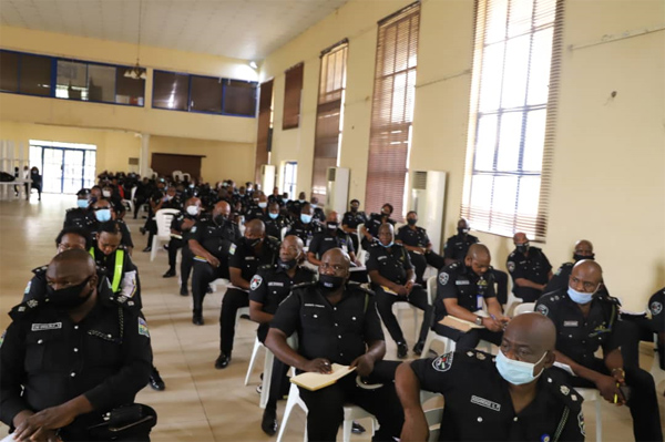 Just in: CP Odumosu redeploys DPO, other officers for allowing clubbing in their area