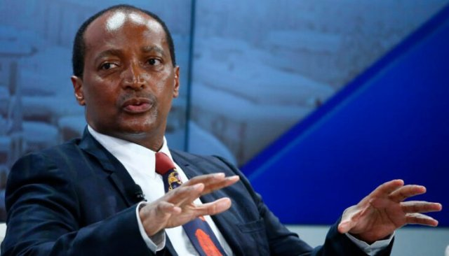 Motsepe set to emerge CAF President with rivals to withdraw