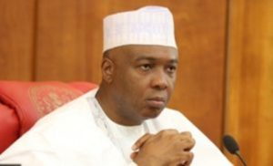 Saraki urges FG to seek help over escalating insecurity