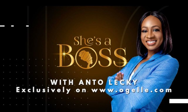 'She's A Boss' debuts on Ogélle today