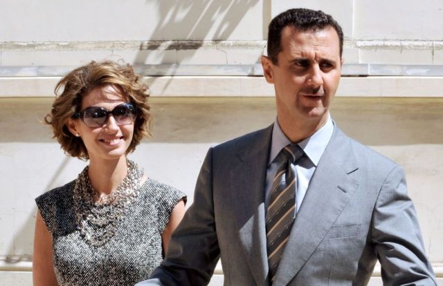 Syria president, first lady test positive for Covid