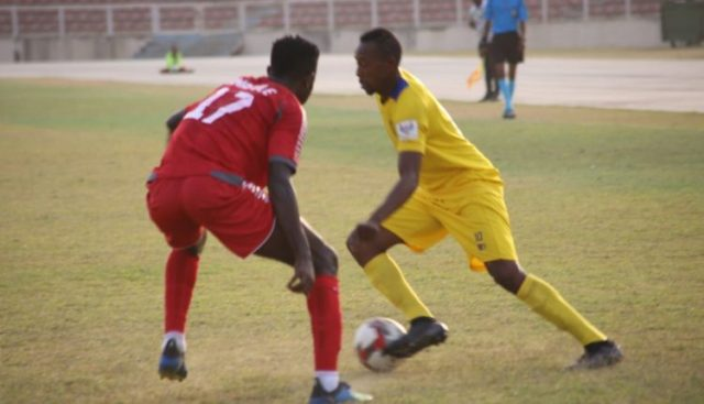 NPFL : Super-sub Ali rescues point for Jigawa GS in 2-2 draw with IfeanyiUbah
