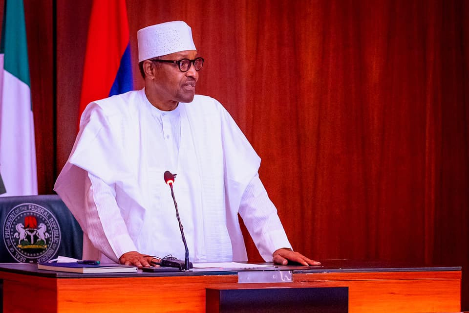Bukhari to the President of Nigeria: We will continue to help our close neighbors