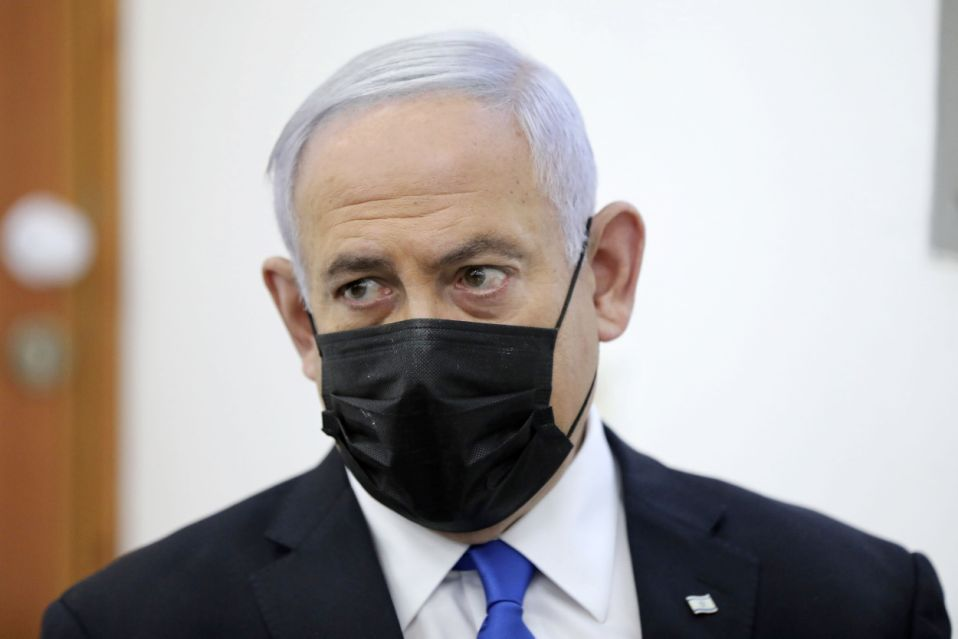 Israel's Netanyahu back in court as prosecutor lays out case