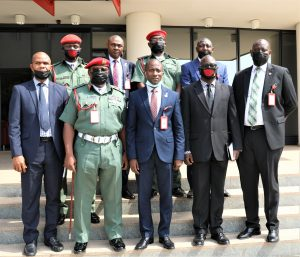 EFCC, Military Police to strengthen partnership