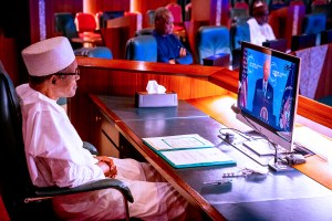 Climate Action: Buhari expresses Nigeria's commitment to Paris Agreement