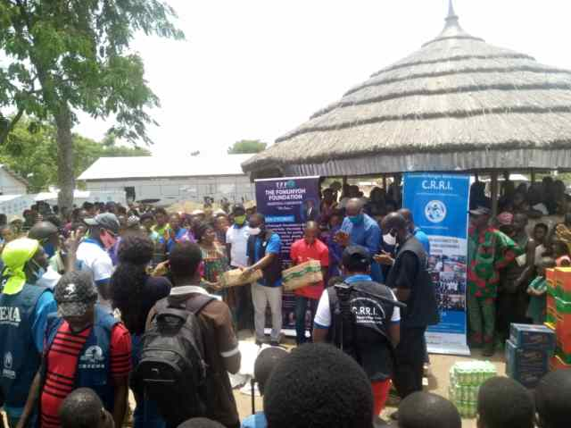 Nigeria's hospitality to Cameroonians is remarkable - NGOs