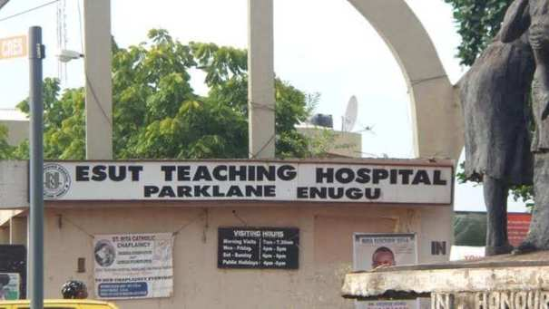 Drama as patients protest poor food, sanitation at ESUT Teaching Hospital