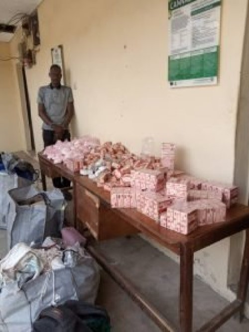 NDLEA arrests Chadian, 35, for drug deal