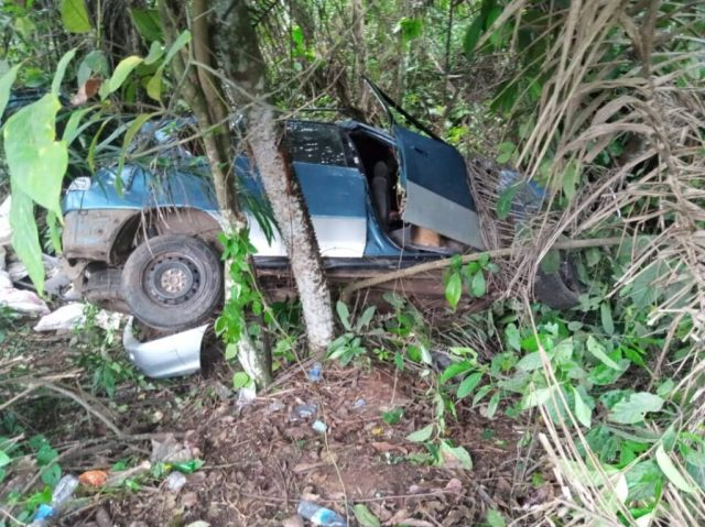 Black Sunday in Ondo: Robbers kill two security guards, three die in autocrash