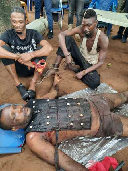 BREAKING: We have killed commander of insurgents, police sources claim  (GRAPHIC) - Vanguard News