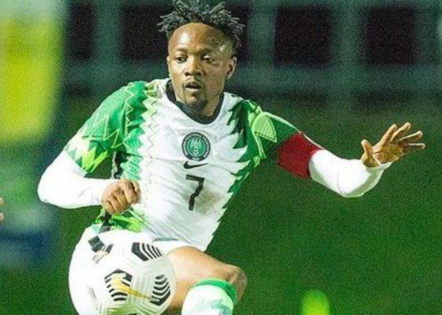 Ahmed Musa Kano Pillars