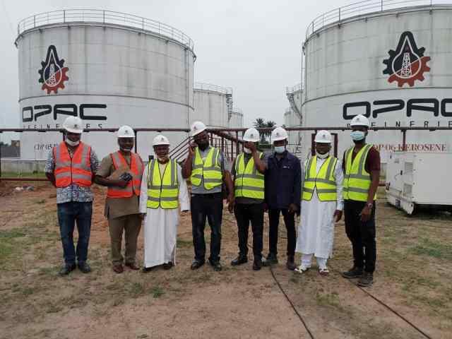 OPAC Refinery