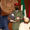 PHOTO: President Buhari presides over FEC meeting