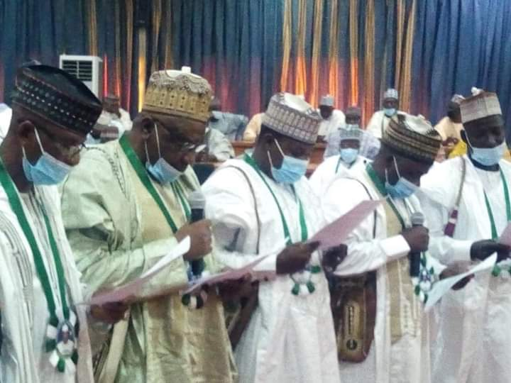 LG Chairmen in Sokoto
