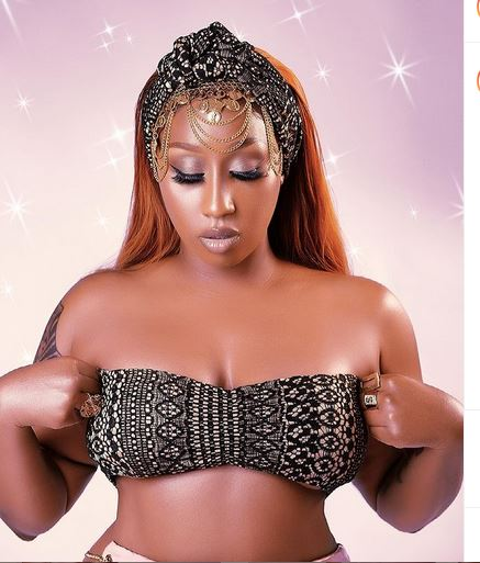 My fashion style different from my lifestyle ― Victoria Kimani