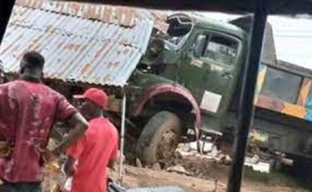 Man dies chasing truck during revenue drive in Umuahia
