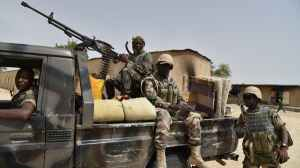 Nigerian troops are imposing harsh measures after Boko Haram attacked a military base in Yobe