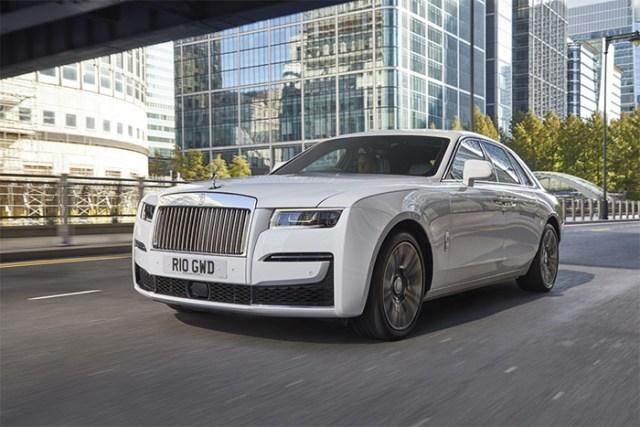 Rolls-Royce, Coscharis