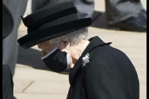 Royal family bids farewell to Prince Philip at intimate funeral