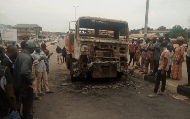 Commercial motorcycle operators, tipper drivers clash in Ondo over death of two persons