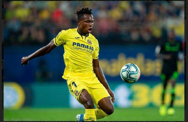 Chukwueze is Europa League assist king
