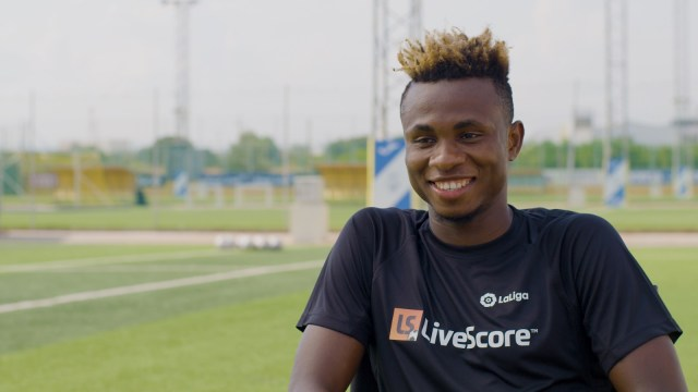 My birthday wish is to win Europa League, Samuel Chukwueze reveals