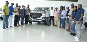 Enters Changan Hunter with French DNA