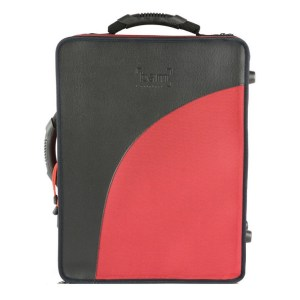 BAM oboe and English horn trekking case red vanguard orchestral