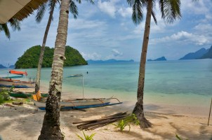 LAS CABANAS RESORT – PALAWAN, PHILIPPINES - Crystal clear waters