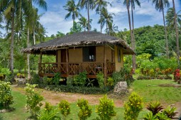 LAS CABANAS RESORT – PALAWAN, PHILIPPINES - Our bungalow