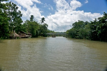 THE PHILIPPINES – A BACKPACKER'S GUIDE - Beautiful river in Bohol