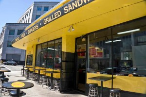I.B.'S HOAGIES & CHEESESTEAKS – OAKLAND, CA – USA - Store Front