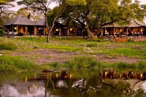 Onguma Tented Camp, Namibia