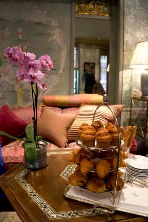Afternoon Tea Hotel Daniel
