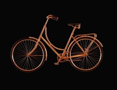 La Bicicleta de Cobre del holandés Bart van Heesch