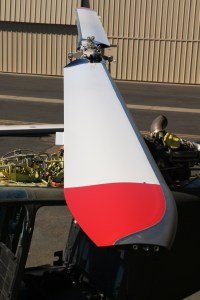 VHA 206B Main Rotor Blade top view1