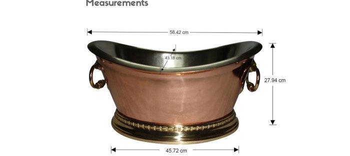 Why to use Copper Beverage Tub Style Sinks