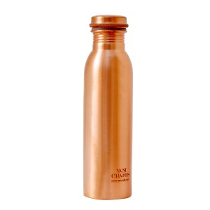 Copper Bottle Plain 08