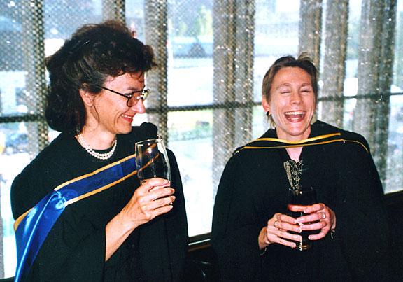 Vanier College Graduation Ceremony 2003