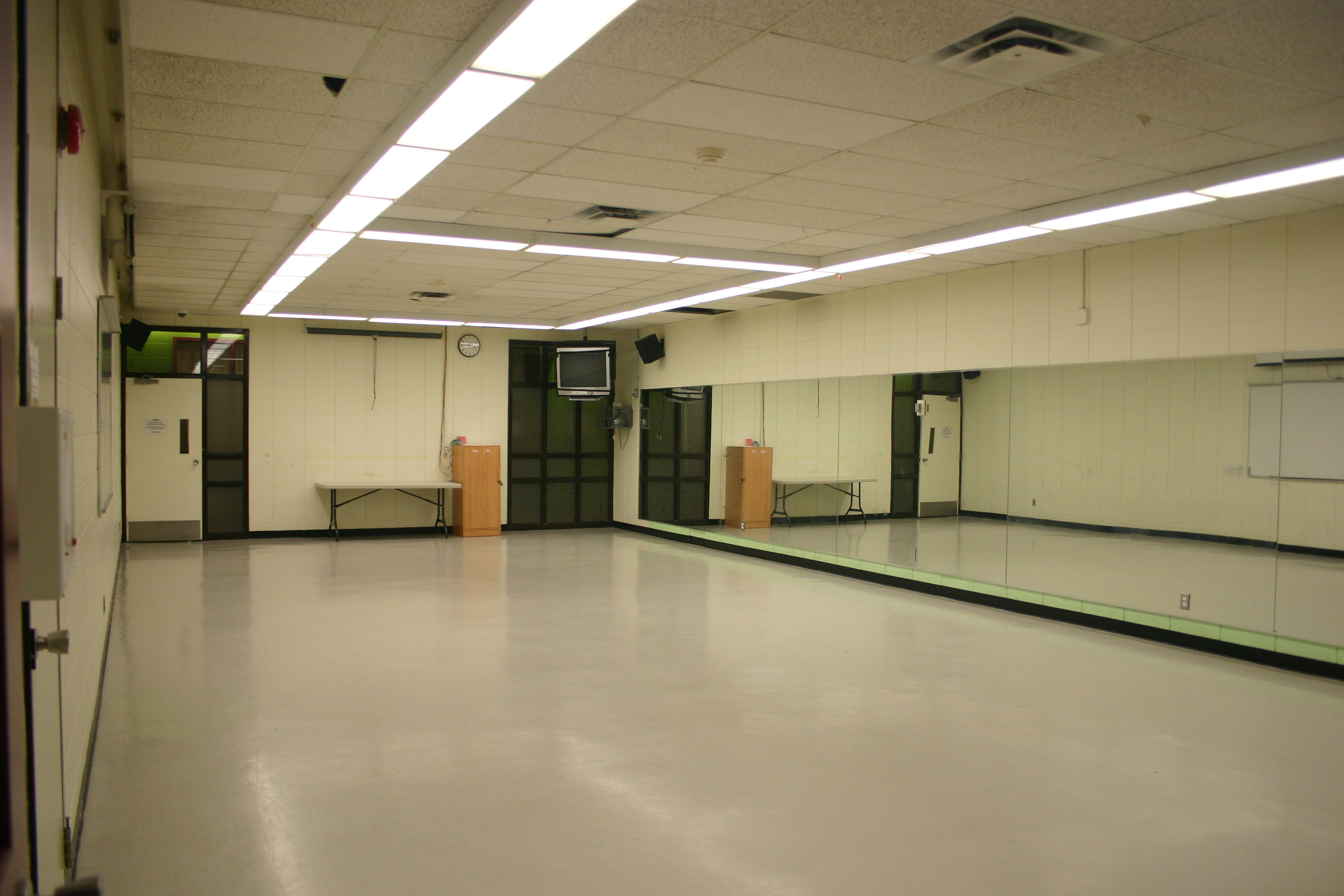 Multi Purpose Room  Sports  Recreation  Cgep Vanier