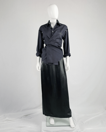 Maison Martin Margiela grey reproduction of an underskirt — fall 1995