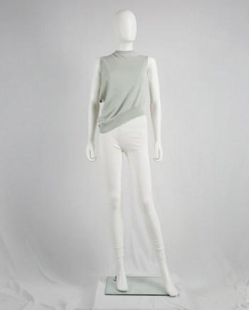 Maison Martin Margiela white underwear-style leggings spring 1994 archive