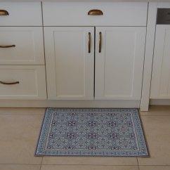 Decorative Kitchen Floor Mats Home Depot Cabinets In Stock Pvc Vinyl Mat Tiles Pattern Linoleum Rug